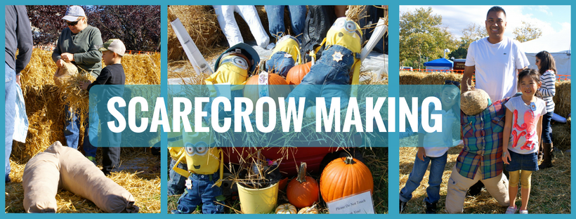 FFF18 - Scarecrow Making 2